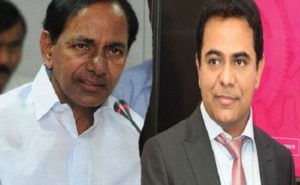 Discontent in TRS is not against KCR, but KTR!