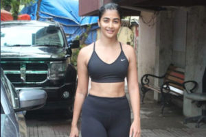 Fans Upset with Pooja Hegde Going out Of Shape